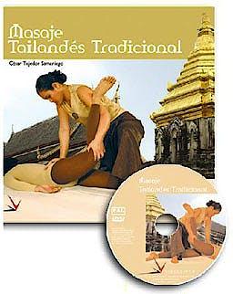 Portada del libro 9788487190933 Masaje Tailandes Tradicional
