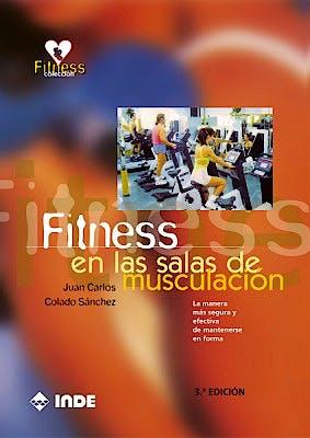 Portada del libro 9788487330544 Fitness en las Salas de Musculacion