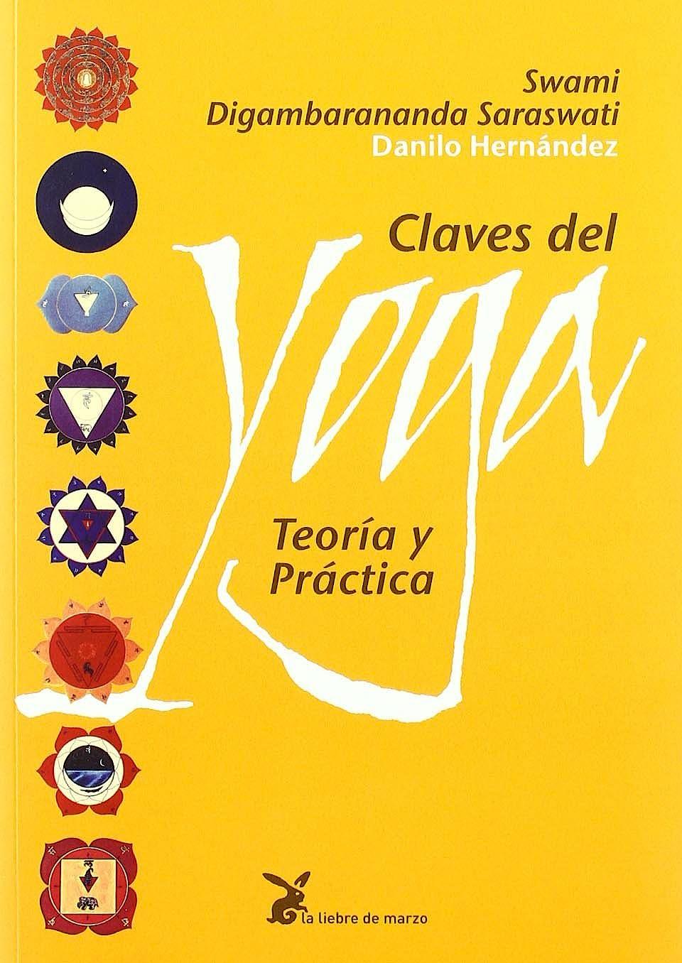 Portada del libro 9788487403279 Claves del Yoga. Teoria y Practica