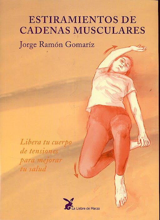 Portada del libro 9788487403835 Estiramientos de Cadenas Musculares