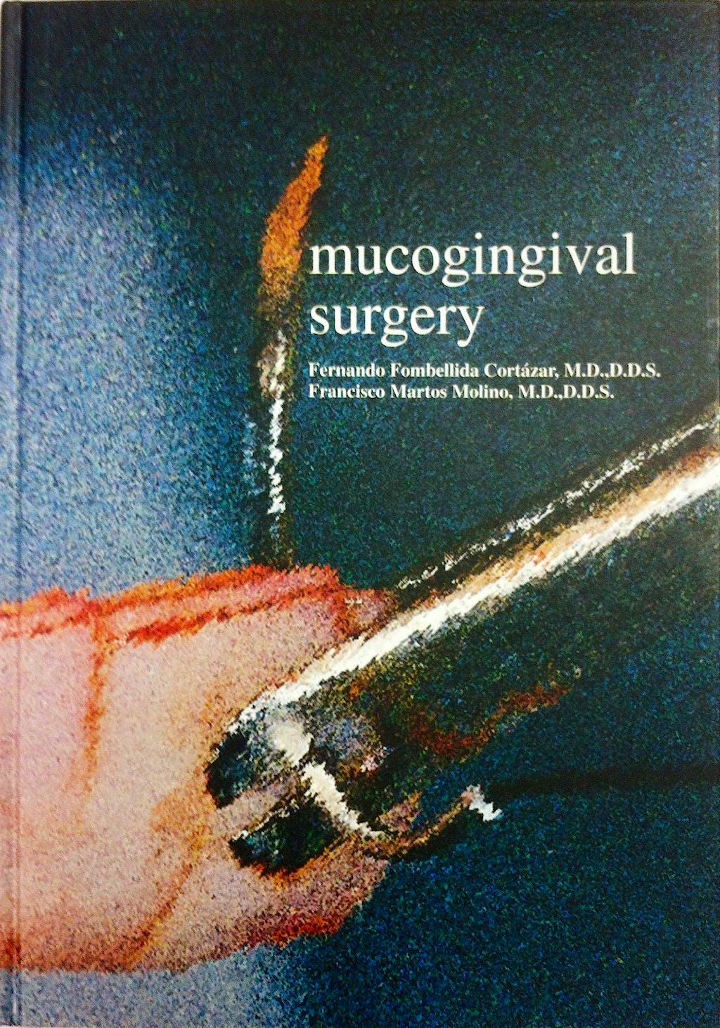 Portada del libro 9788487673160 Mucogingival Surgery