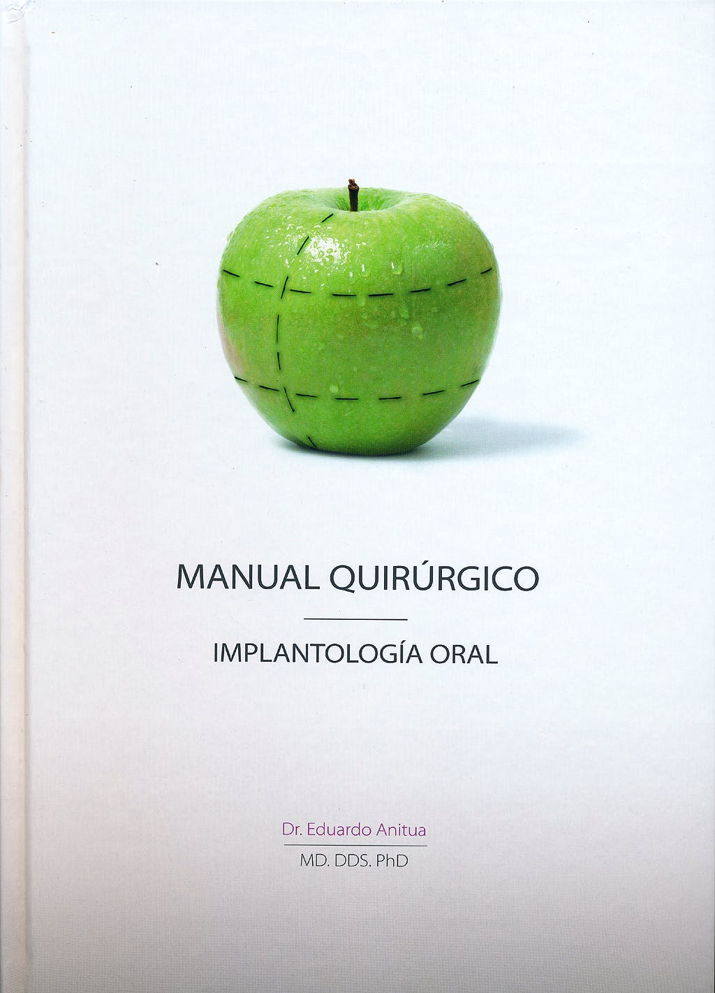 Portada del libro 9788487673269 Manual Quirúrgico. Implantología Oral