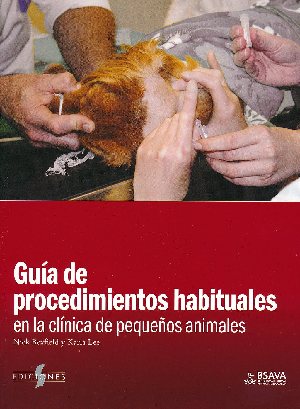Portada del libro 9788487736780 Guía de Procedimientos Habituales en la Clínica de Pequeños Animales