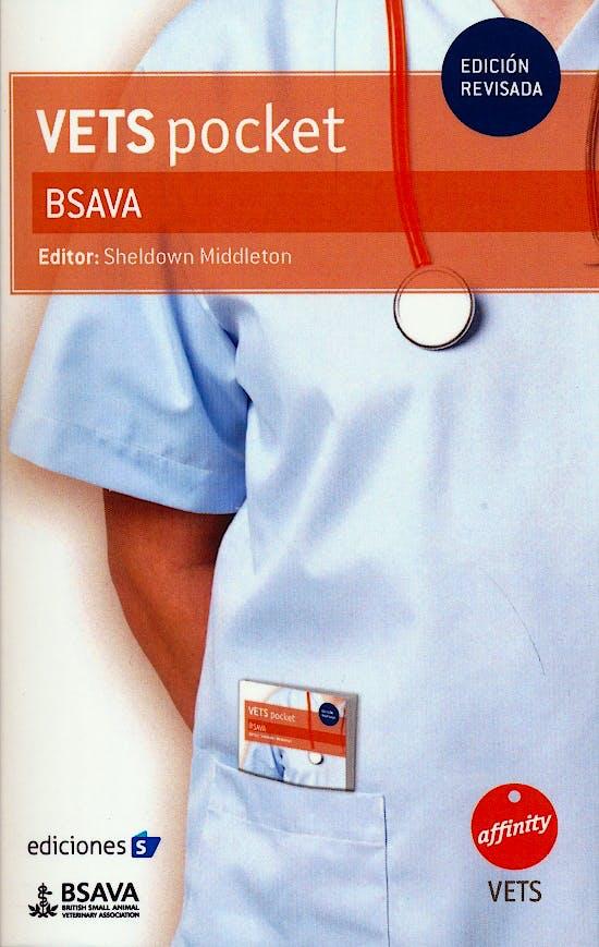 Portada del libro 9788487736919 VETS Pocket BSAVA (Edición Revisada)