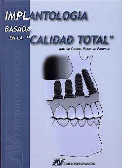 Portada del libro 9788487922398 Implantologia Basada en la Calidad Total
