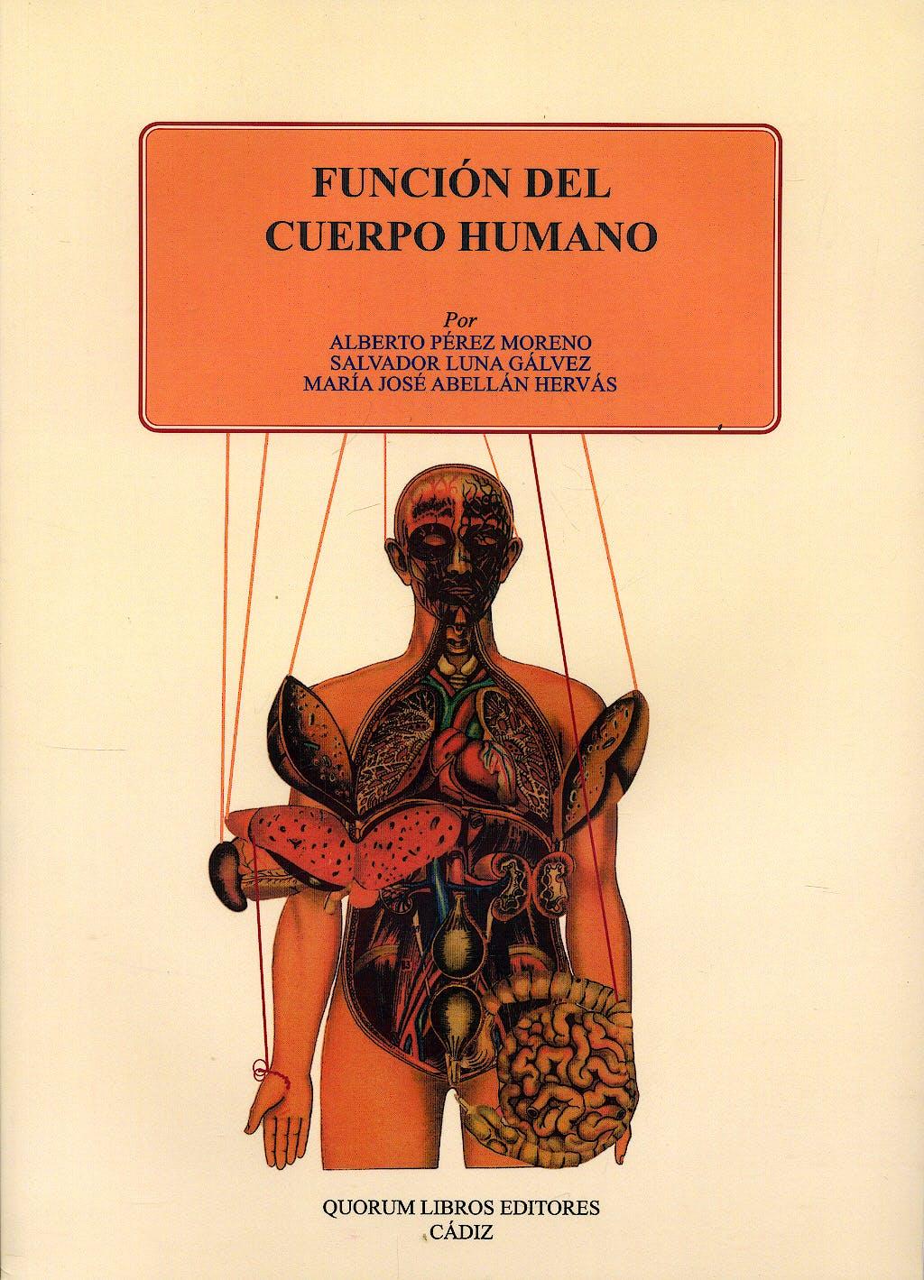 Portada del libro 9788488599414 Función del Cuerpo Humano