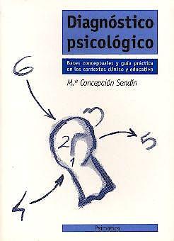 Portada del libro 9788488909060 Diagnostico Psicologico