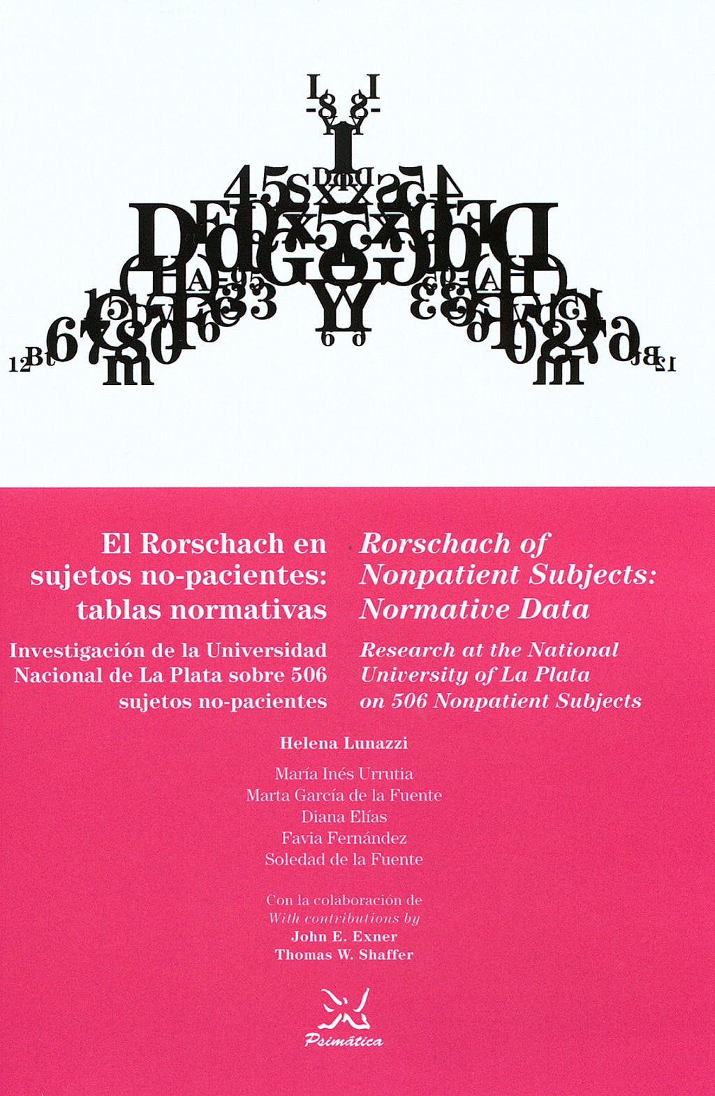 Portada del libro 9788488909145 El Rorschach en Sujetos No-Pacientes: Tablas Normativas