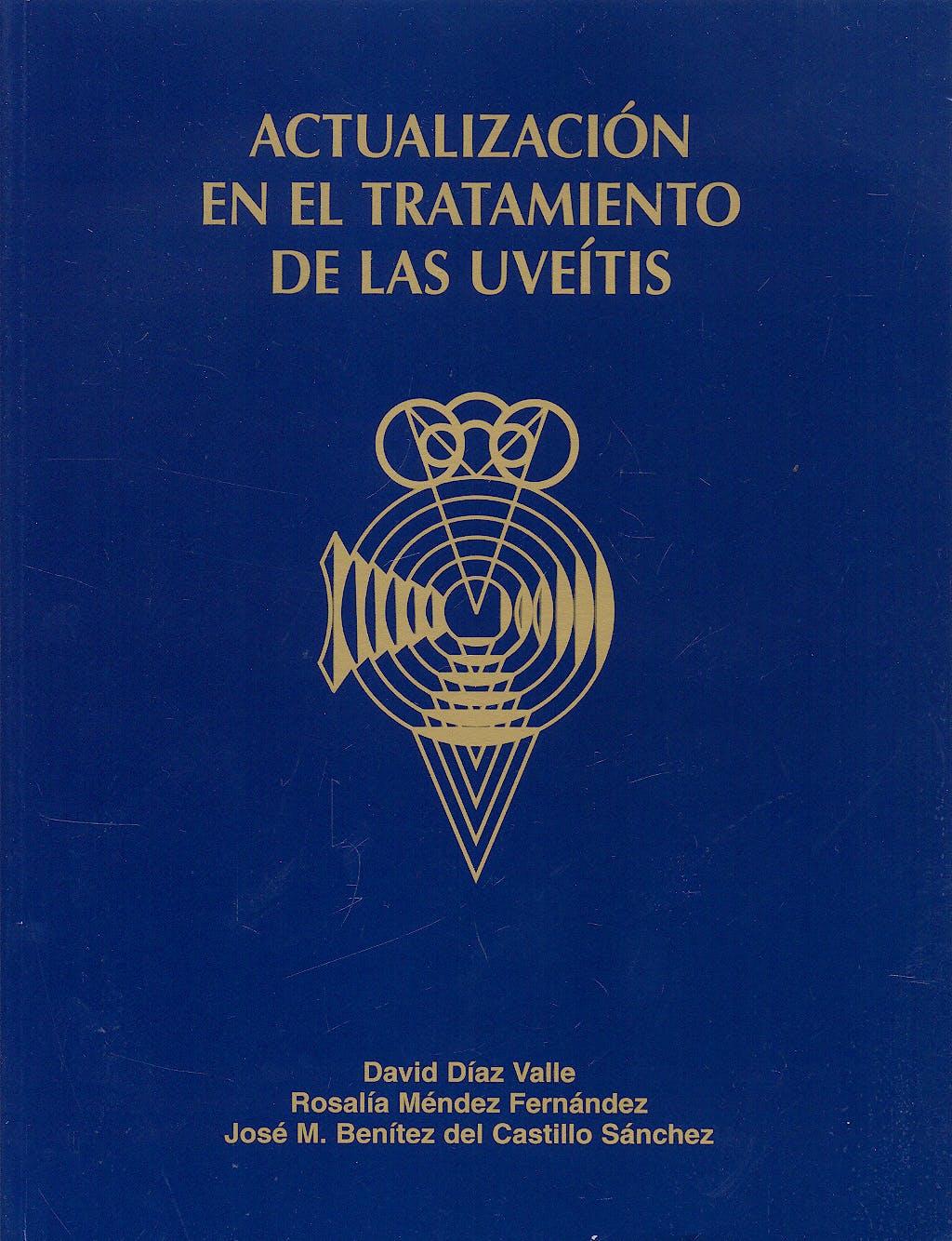 Portada del libro 9788489085343 Actualizacion en el Tratamiento de las Uveitis