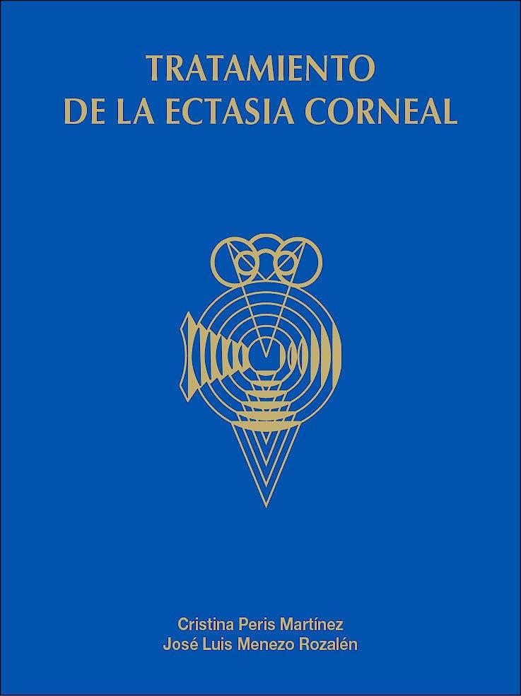 Portada del libro 9788489085350 Tratamiento de la Ectasia Corneal