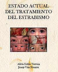 Portada del libro 9788489085503 Estado Actual del Tratamiento del Estrabismo