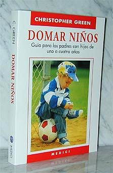 Portada del libro 9788489778139 Domar Niños