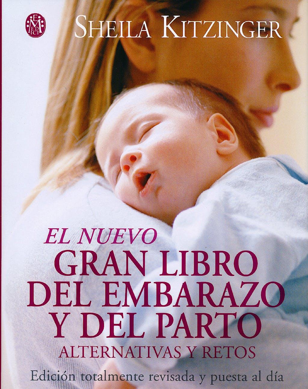 Portada del libro 9788489778856 El Nuevo Libro Embarazo y Parto