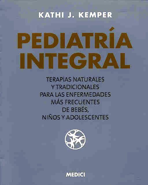 Portada del libro 9788489778900 Pediatria Integral