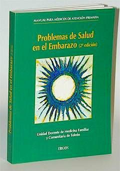 Portada del libro 9788489834798 Problemas de Salud en el Embarazo