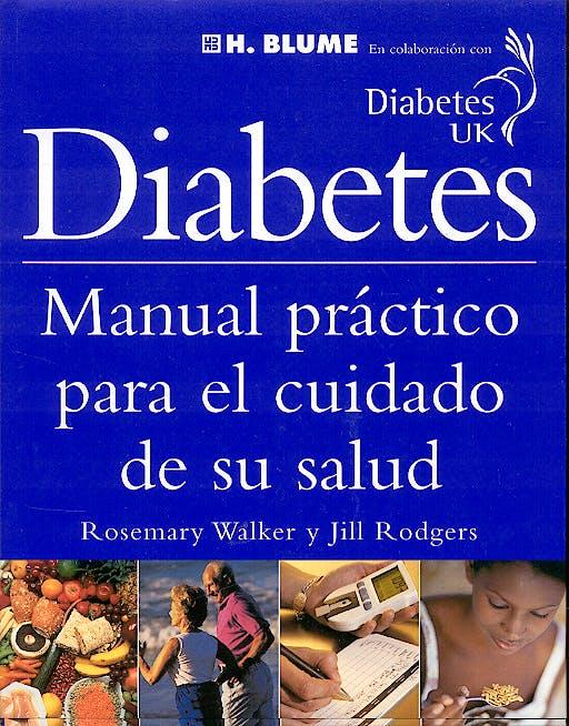 Portada del libro 9788489840553 Diabetes. Manual Practico para el Cuidado de Su Salud