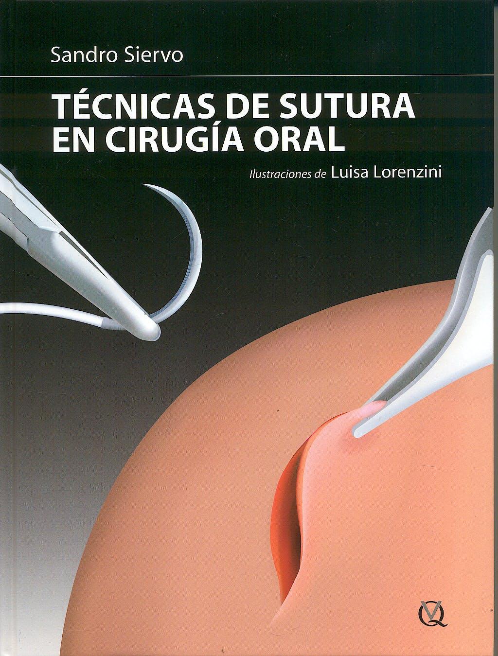 Portada del libro 9788489873193 Tecnicas de Sutura en Cirugia Oral