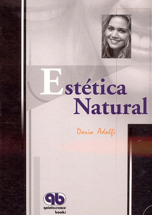 Portada del libro 9788489873322 Estetica Natural