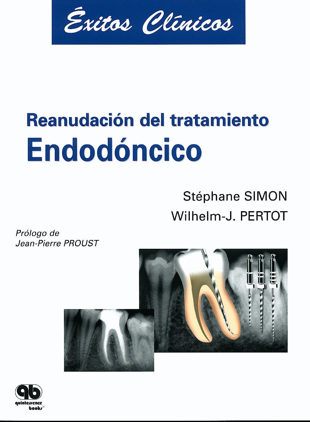 Portada del libro 9788489873353 Reanudacion del Tratamiento Endodoncico