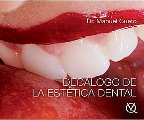 Portada del libro 9788489873520 Decalogo de la Estetica Dental
