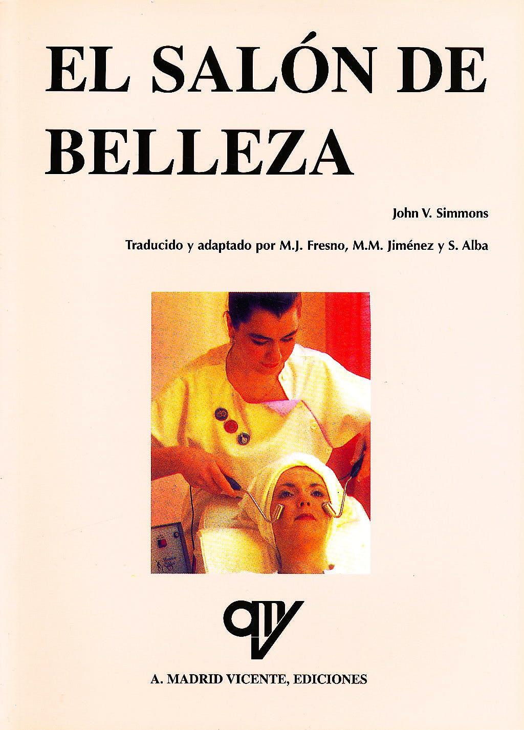 Portada del libro 9788489922402 El Salón de Belleza