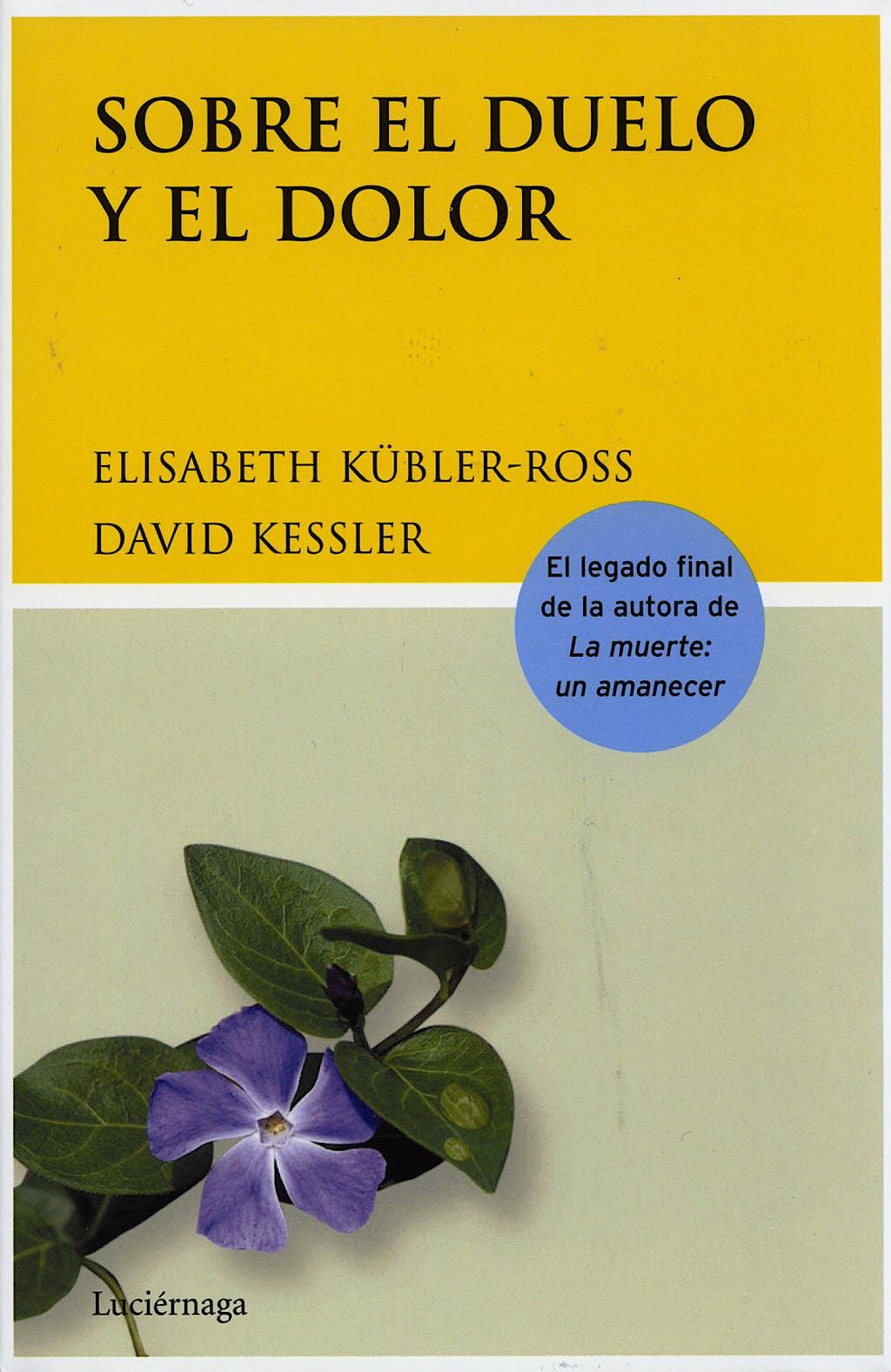 Portada del libro 9788489957749 Sobre el Duelo y el Dolor