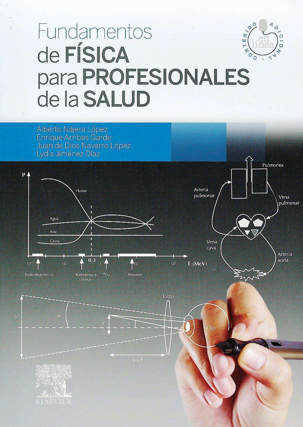 Portada del libro 9788490221174 Fundamentos de Física para Profesionales de la Salud + Acceso Online