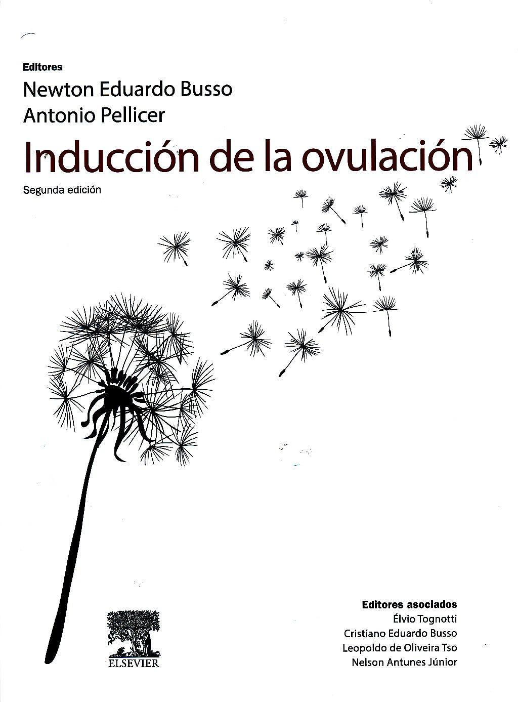 Portada del libro 9788490221358 Induccion de la Ovulacion