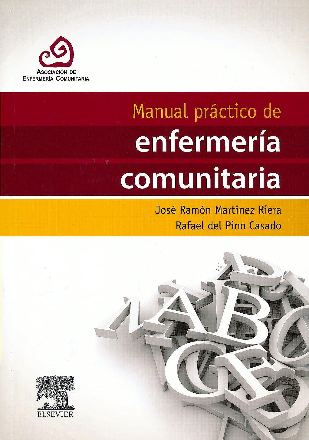 Portada del libro 9788490224335 Manual Practico de Enfermeria Comunitaria