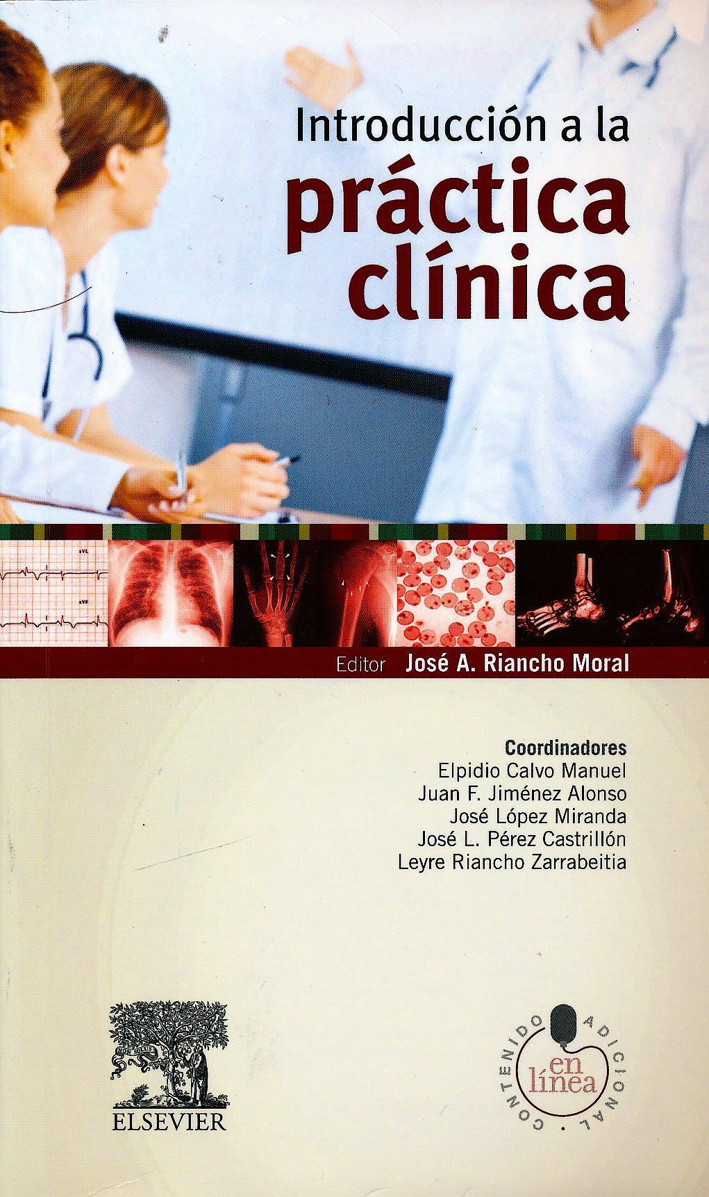 Portada del libro 9788490224779 Introducción a la Práctica Clínica + Acceso Online