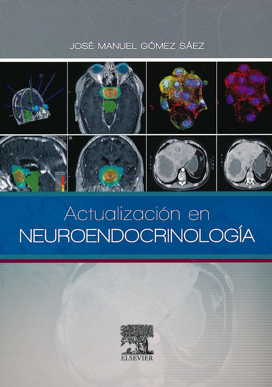 Portada del libro 9788490225387 Actualización en Neuroendocrinología