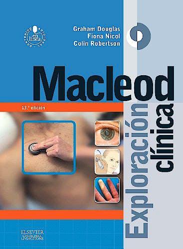 Portada del libro 9788490225424 Macleod Exploración Clínica + Acceso Online