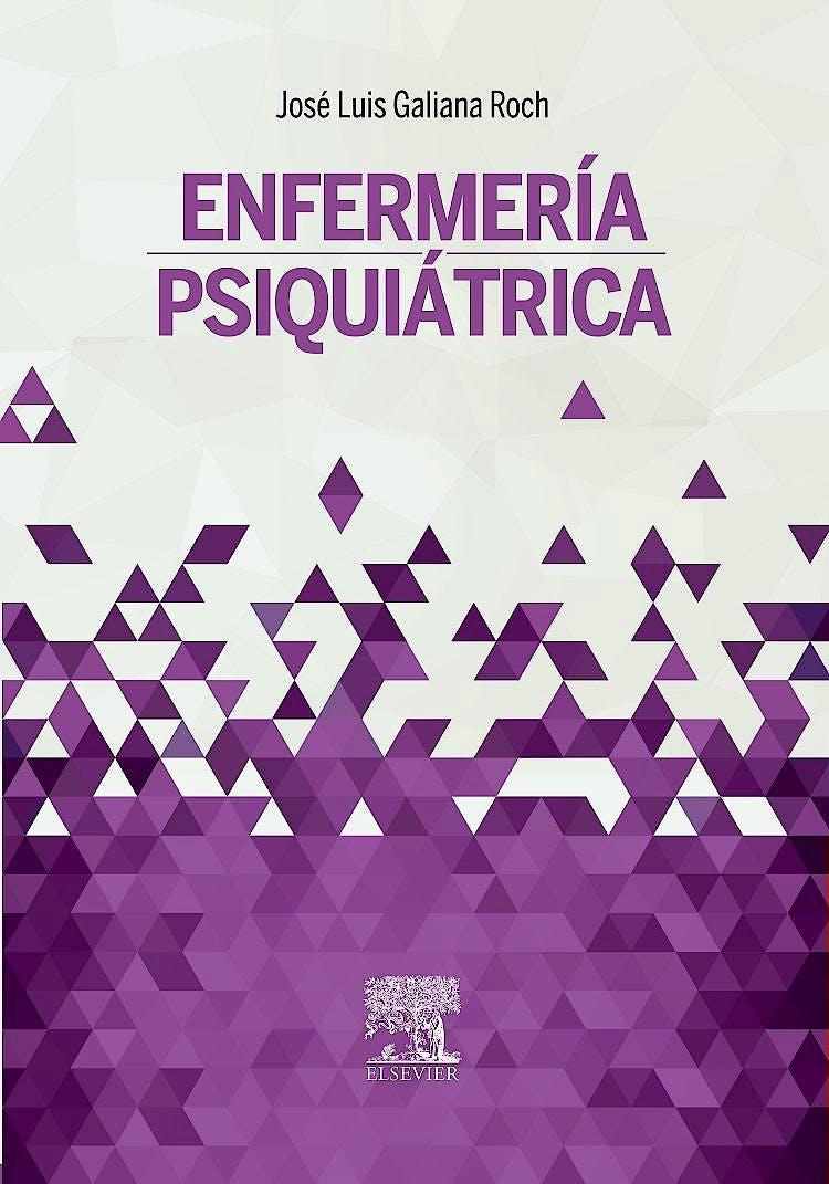 Portada del libro 9788490226810 Enfermería Psiquiátrica