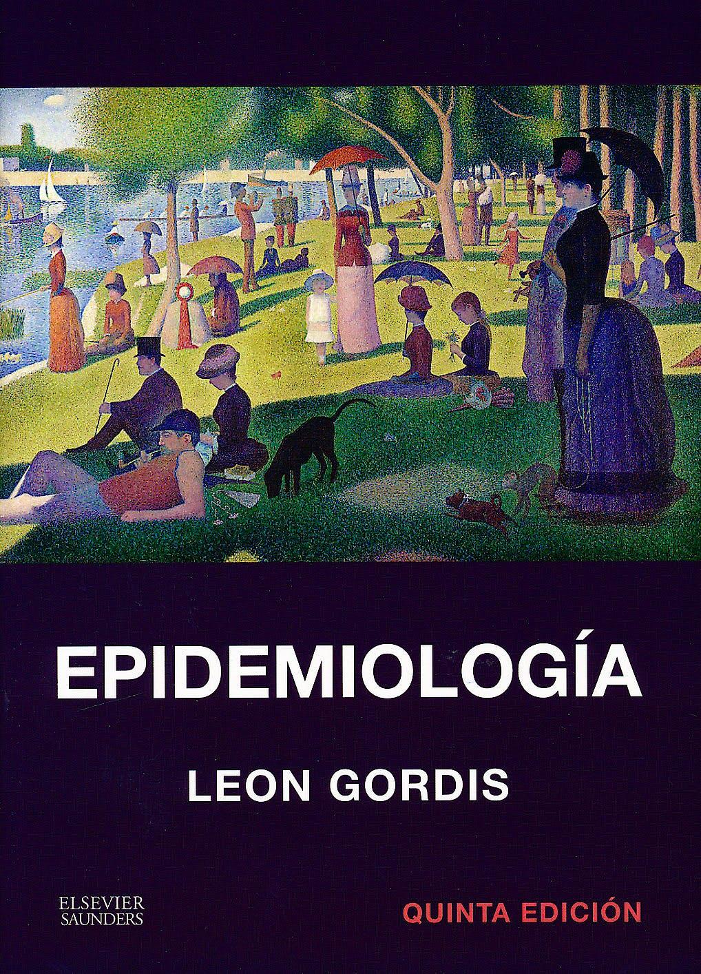 Portada del libro 9788490227268 Epidemiología