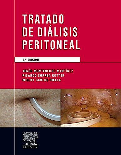 Portada del libro 9788490227534 Tratado de Diálisis Peritoneal