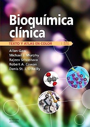 Portada del libro 9788490227862 Bioquimica Clinica. Texto y Atlas en Color