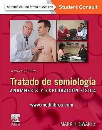 Portada del libro 9788490227954 Tratado de Semiología. Anamnesis y Exploración + Acceso Online
