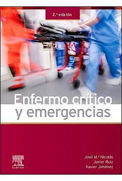 Portada del libro 9788490228227 Enfermo Crítico y Emergencias