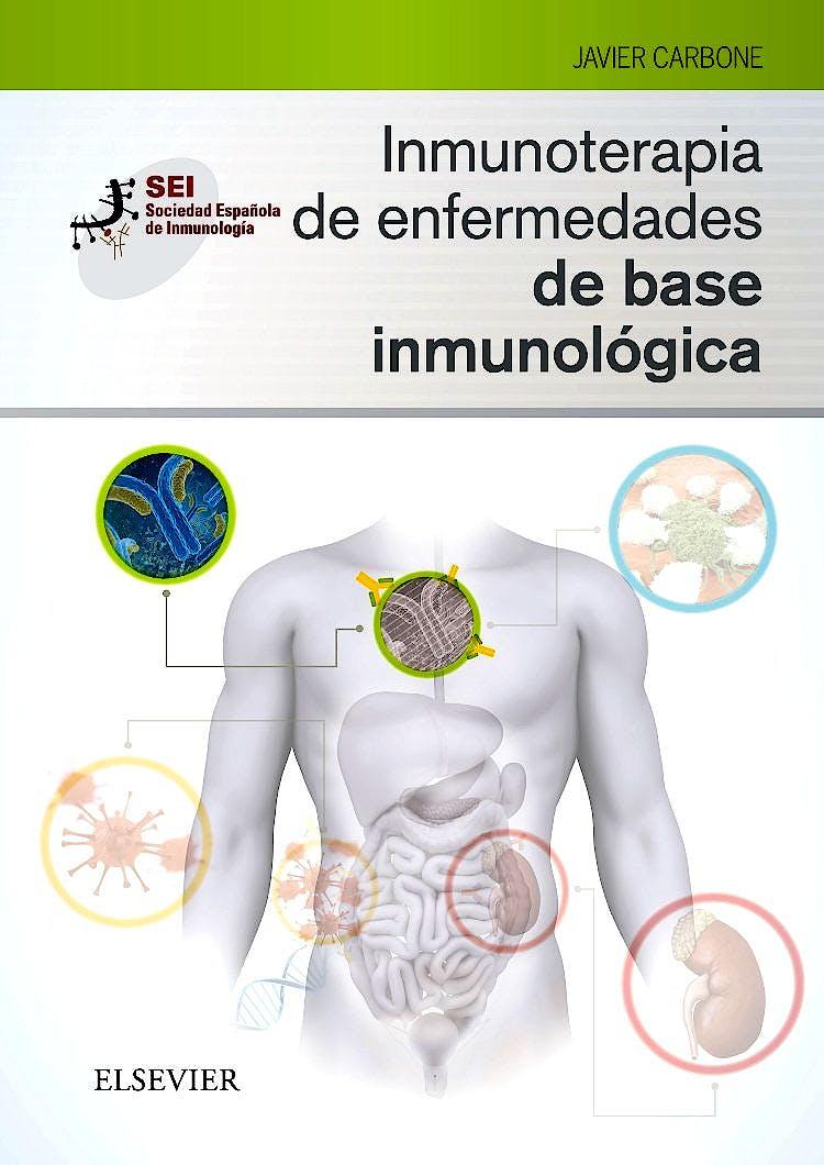 Portada del libro 9788490228869 Inmunoterapia de Enfermedades de Base Inmunológica