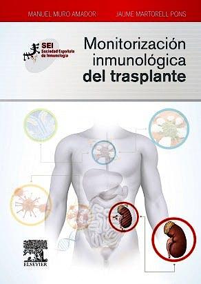 Portada del libro 9788490228883 Monitorizacion Inmunologica del Trasplante
