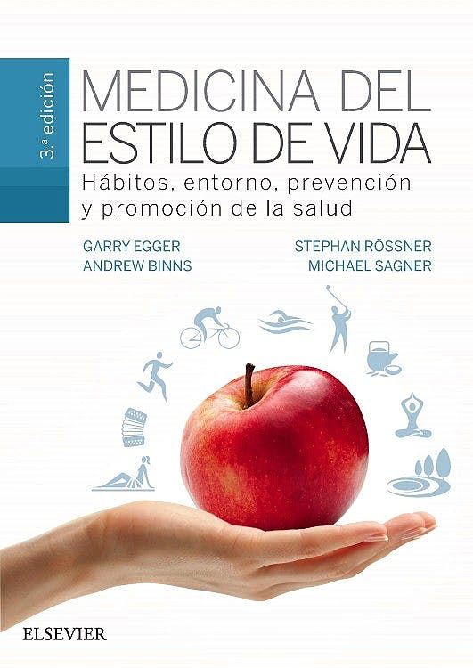 Portada del libro 9788490228951 Medicina del Estilo de Vida. Hábitos, Entorno, Prevención y Promoción de la Salud