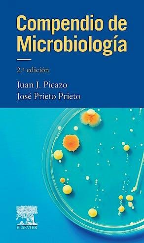 Portada del libro 9788490229217 Compendio de Microbiología