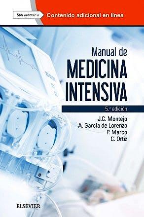 Portada del libro 9788490229460 Manual de Medicina Intensiva + Acceso Online