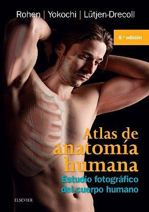 Portada del libro 9788490229491 Atlas de Anatomía Humana. Estudio Fotográfico del Cuerpo Humano