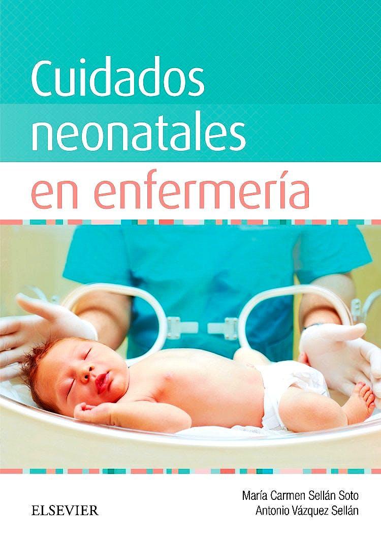 Portada del libro 9788490229989 Cuidados Neonatales en Enfermería