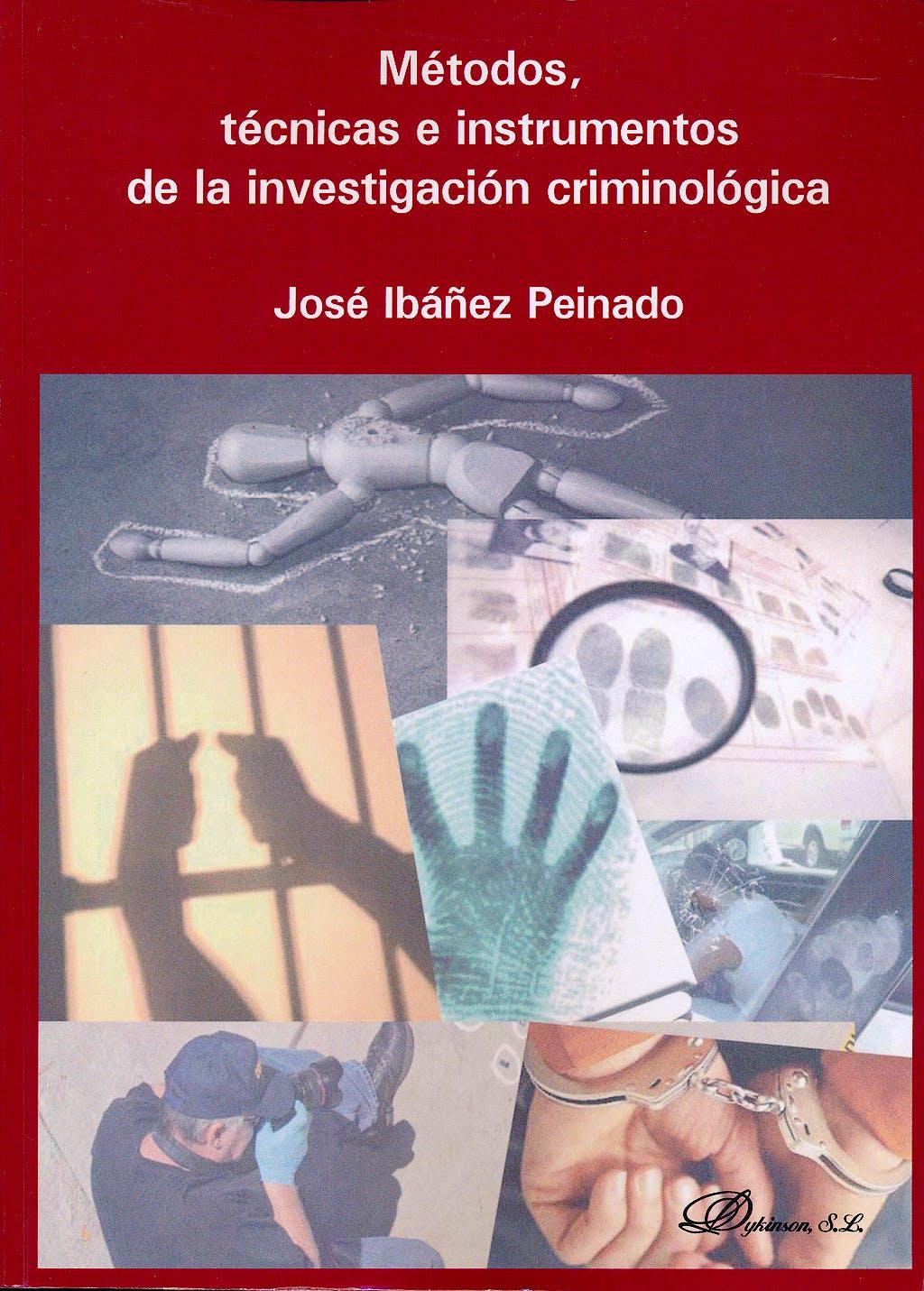 Portada del libro 9788490317471 Metodos, Tecnicas e Instrumentos de la Investigacion Criminologica