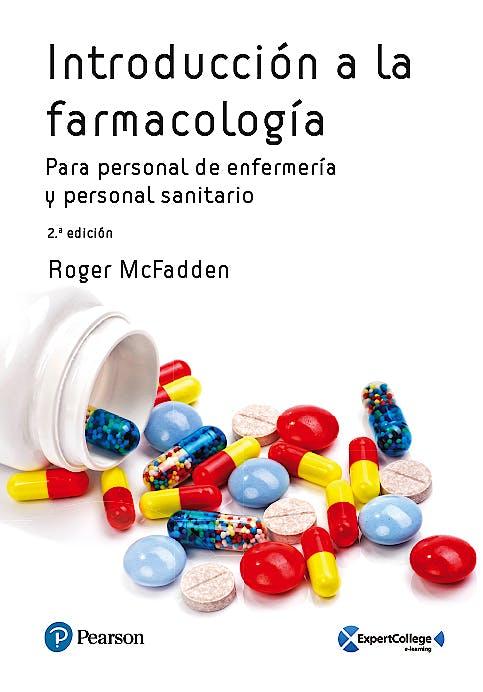 Portada del libro 9788490356074 Introducción a la Farmacología para Personal de Enfermería y Personal Sanitario