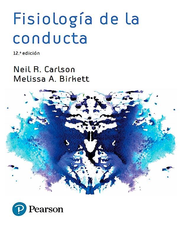 Portada del libro 9788490356104 Fisiología de la Conducta