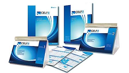 Portada del libro 9788490356227 CELF-5. Evaluación Clínica de los Fundamentos del Lenguaje-5