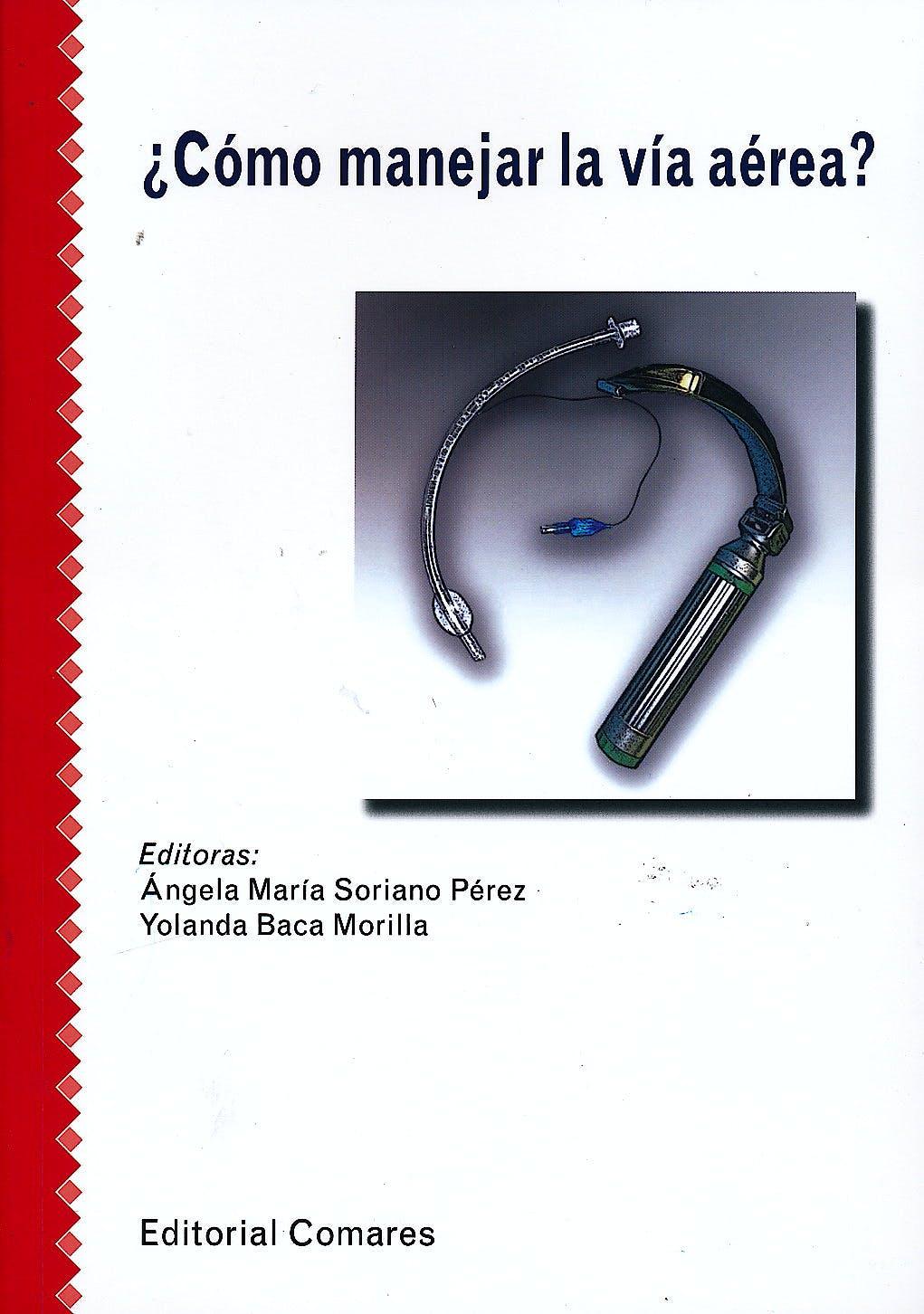 Portada del libro 9788490451076 ¿Como Manejar la via Aerea?